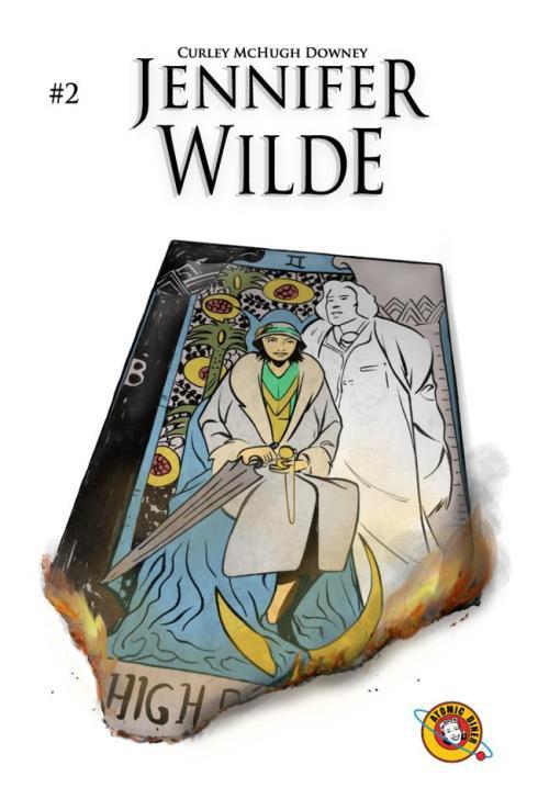Jennifer Wilde: Issue 2